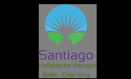 Logo Holistische praktijk Santiago
